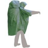 Накидка от дождя Terra Incognita PonchoBag L-XL зелёный