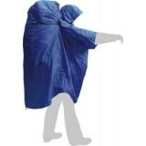 Накидка от дождя Terra Incognita PonchoBag S-M синий